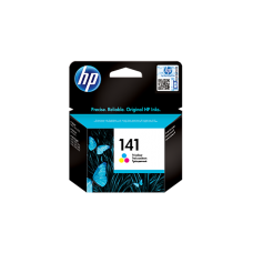 HP 141 Tri-color Inkjet Print Cartridge
