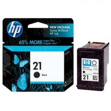 HP 21 Black Original Ink Cartridge