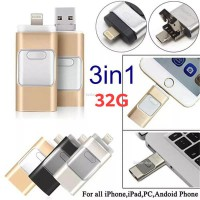 USB OTG DRIVE 3IN1 32G