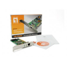 LevelOne PCI Network Card Giga GE كرت شبكة سرعة 1 جيجا